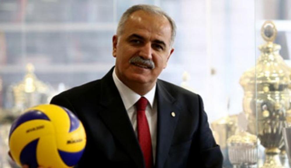 """Mehmet Akif Üstündağ: """"Olimpiyat olmazsa olmazımız"""""""
