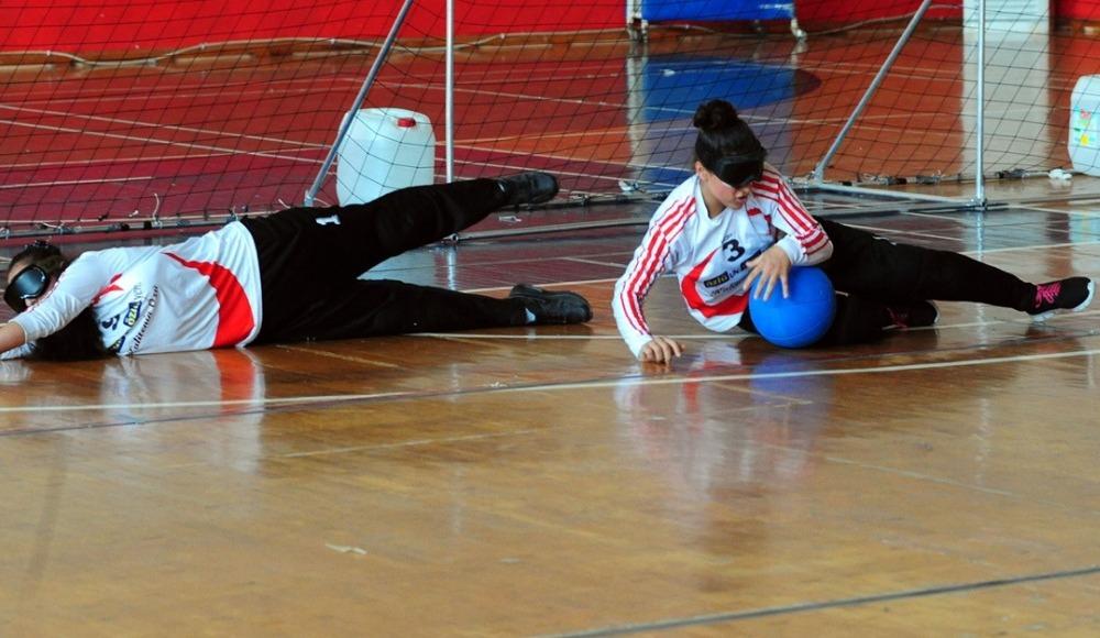 Golbol Kadınlar 1. ve 2. Ligi müsabakaları tamamlandı
