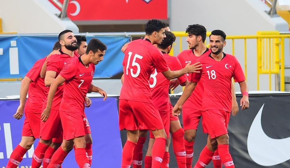 Ümit Milli Futbol Takımı, Fransa ile karşılaşacak