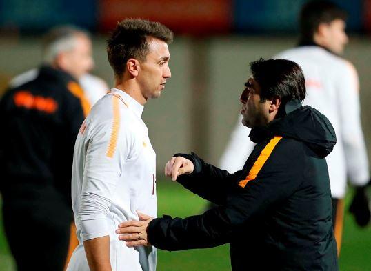 Galatasaray altyapısından bir golcü çıkacak mı?