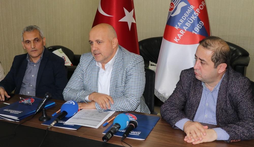 Karabükspor'da olağanüstü genel kurul kararı iptal edildi