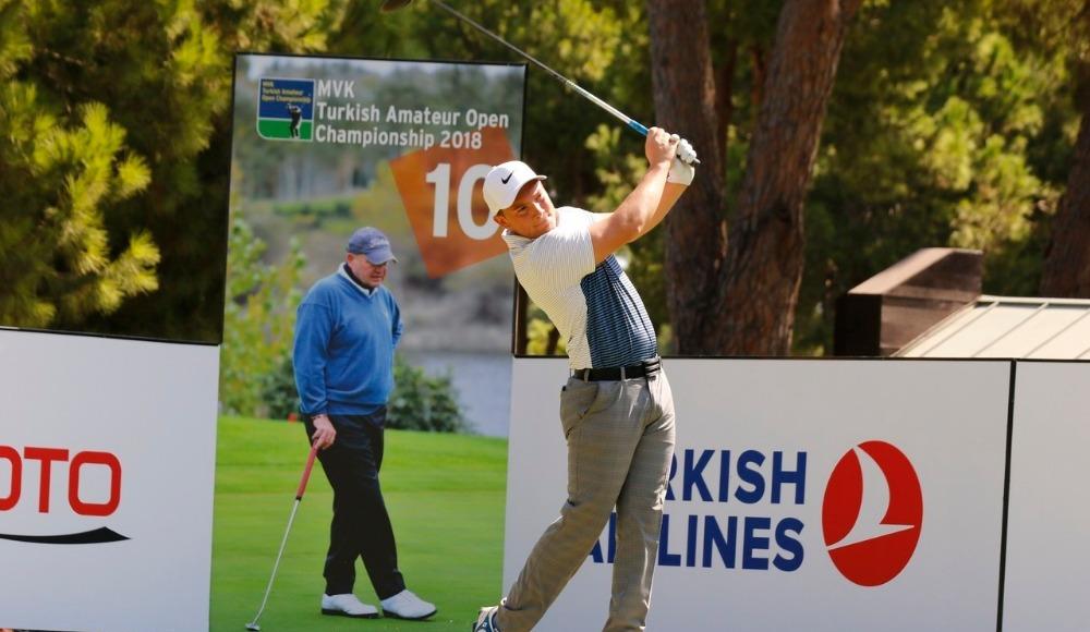 Golfte, 2. günün liderleri Hillersborg ve Guseva oldu