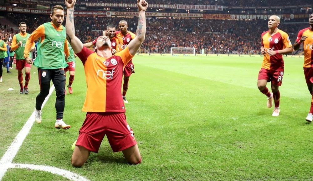 Galatasaraylı Maicon'dan eski takımı Porto'ya gözdağı
