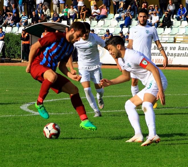 Muğlaspor, 1461 Trabzon'u 1-0 mağlup etti ve liderliğe yükseldi