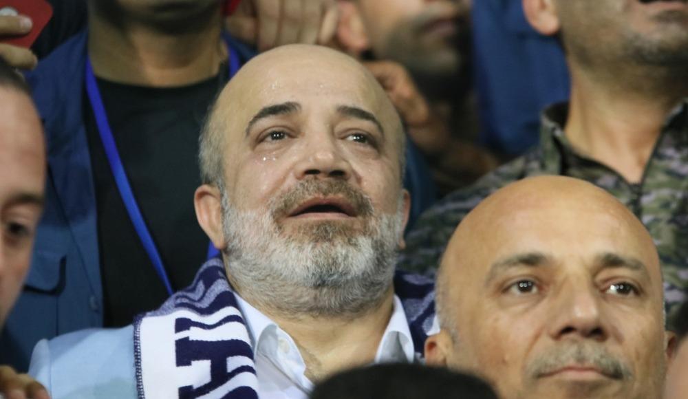 Adana Demirspor Kulübü Başkanı Murat Sancak'ın cezası onandı