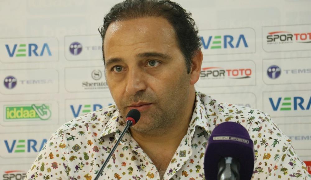 Fuat Çapa: ''Adana Demirspor'un işini biz daha kolaylaştırdık''