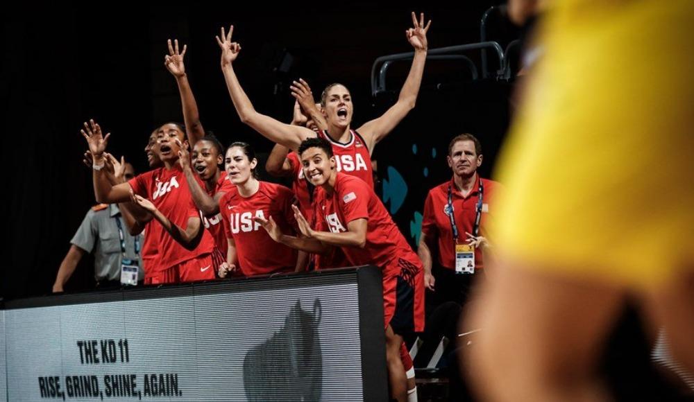 ABD, Avustralya'yı 73-56 yenerek şampiyon oldu
