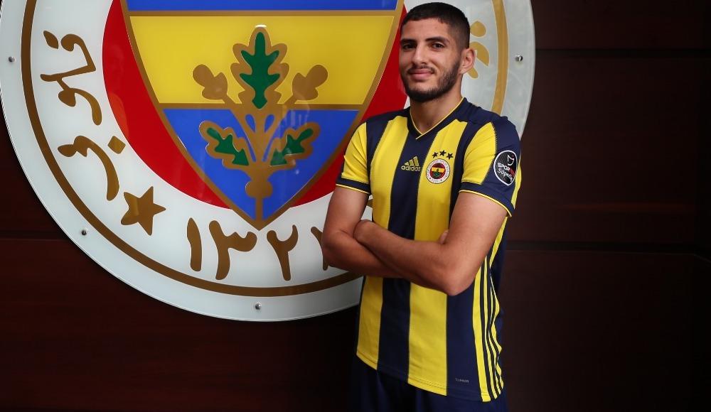 Benzia, Fenerbahçe'ye transferini değerlendirdi: 'Doğru bir adımdı'