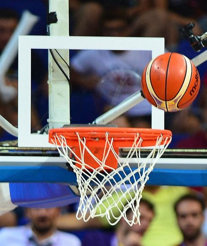 Hatay Büyükşehir Belediyespor, deplasmanda Carolo Basket'e 90-79 yenildi