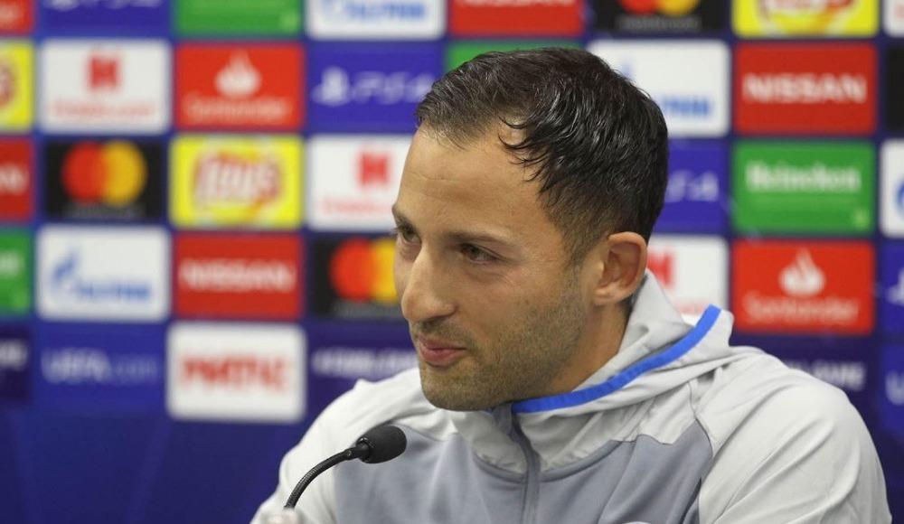 Schalke 04, Domenico Tedesco ile yolları ayırdı