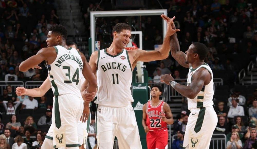 Milwaukee, Chicago'yu farklı yendi! Ersan...