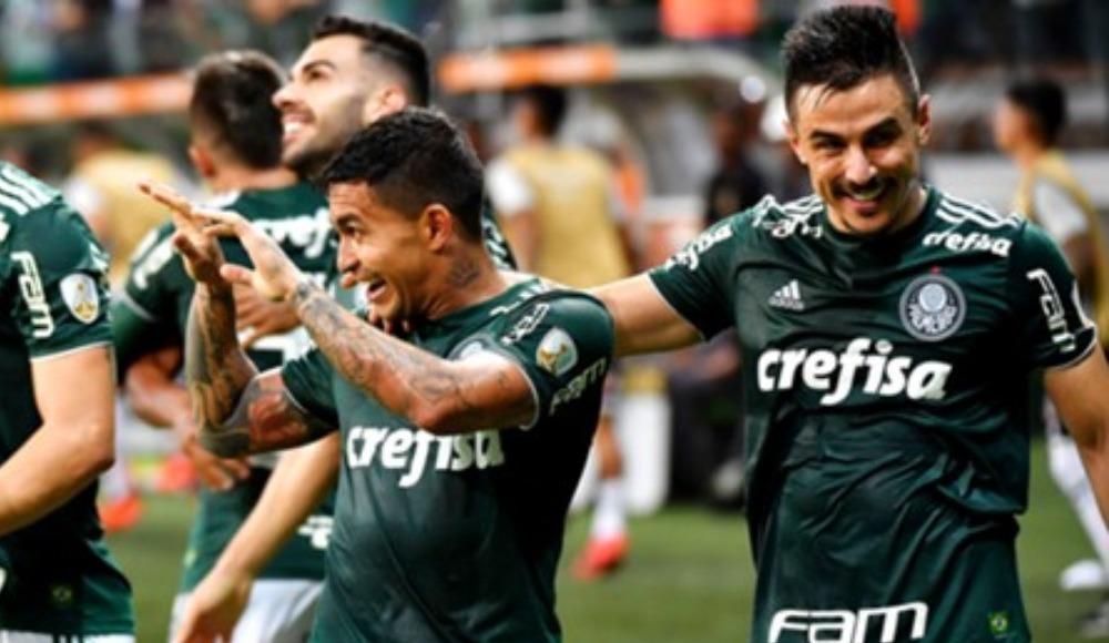Özet - Palmeiras sürprize izin vermedi