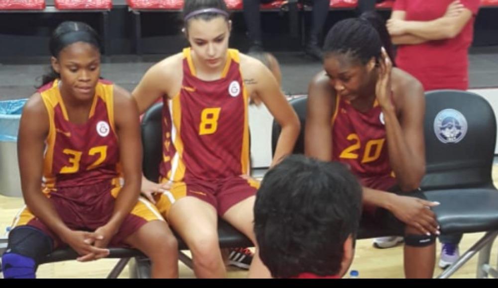 Kadınlar Basketbol Süper Ligi'nde Galatasaray, Canik Belediyespor'u 68-55 yendi
