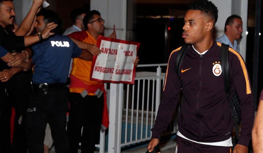 Rodrigues, Galatasaray'dan ayrılırken ne demişti?
