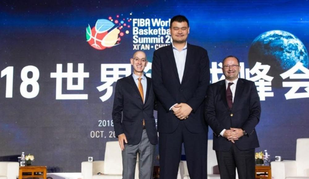 Basketbolun liderleri bir araya geldi
