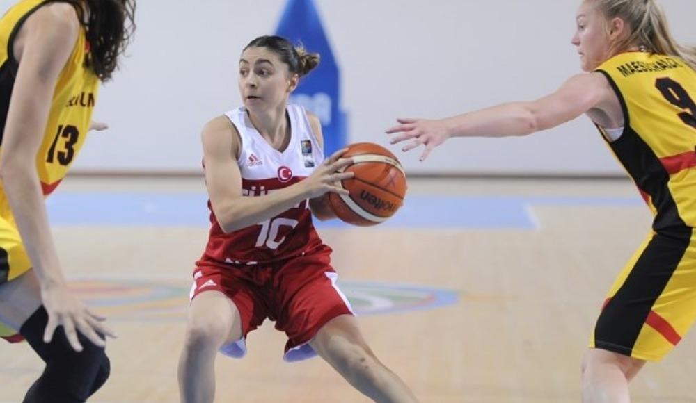 Galatasaray Kadın Basketbol Takımı'ndan transfer