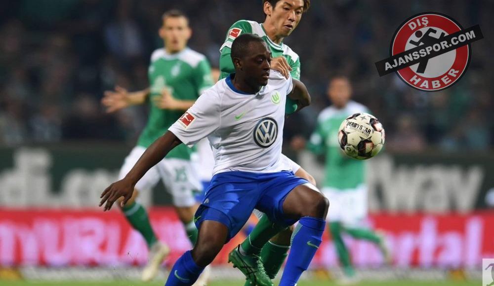 Werder Bremen, Wolfsburg'u mağlup etti