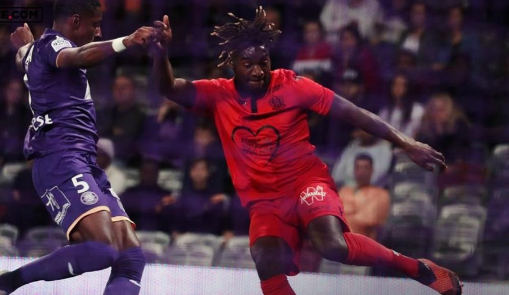 Ligue 1'de Toulouse ve Nice puanları paylaştı