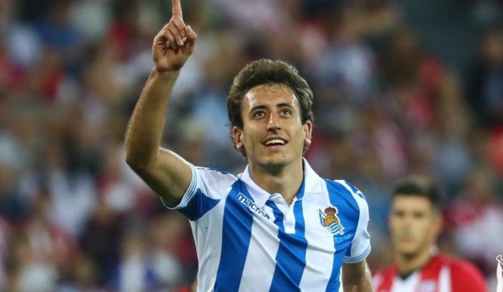 Bask derbisinde kazanan Real Sociedad!