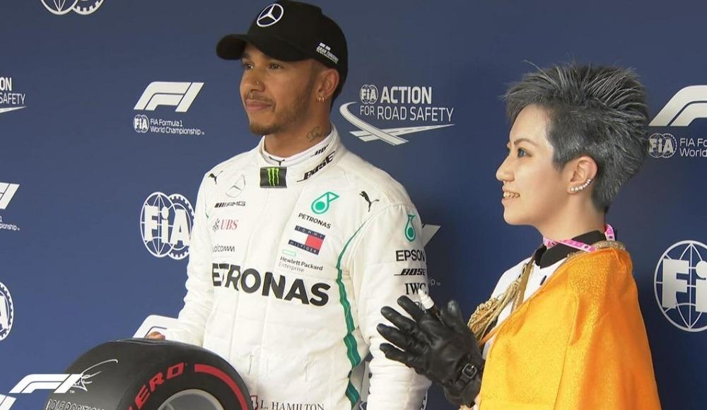 Özet - Japonya'da pole pozisyonu Hamilton'ın! Vettel gerilerde kaldı...