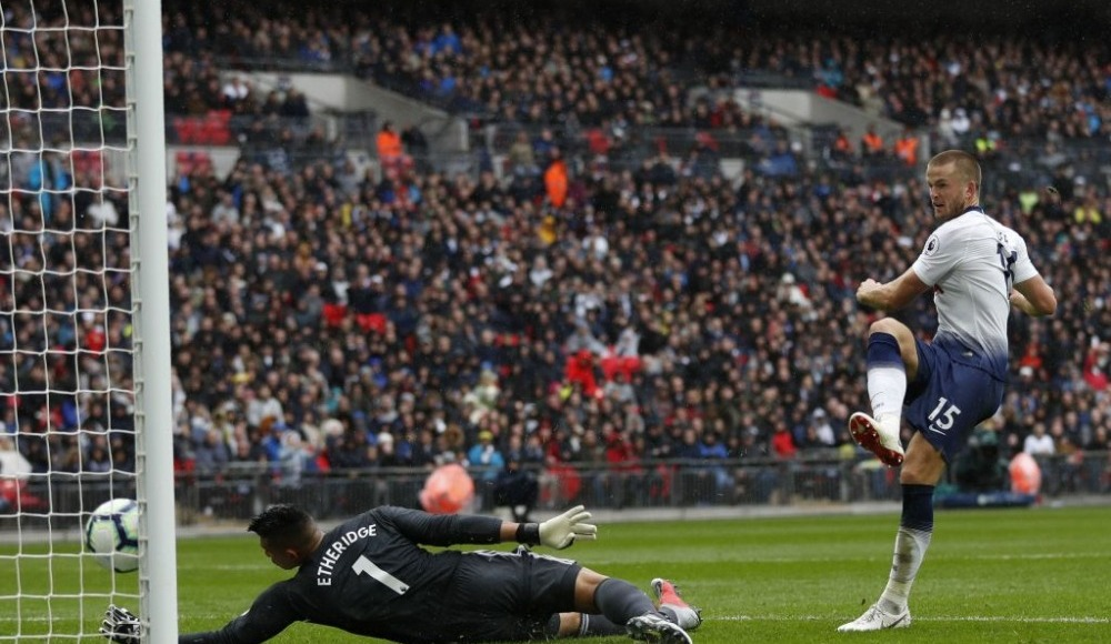 Tottenham, Cardiff'i tek golle geçti