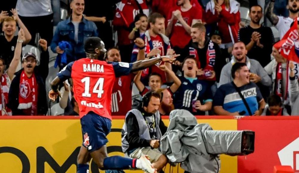 Lille 3 puanı 3 golle aldı!