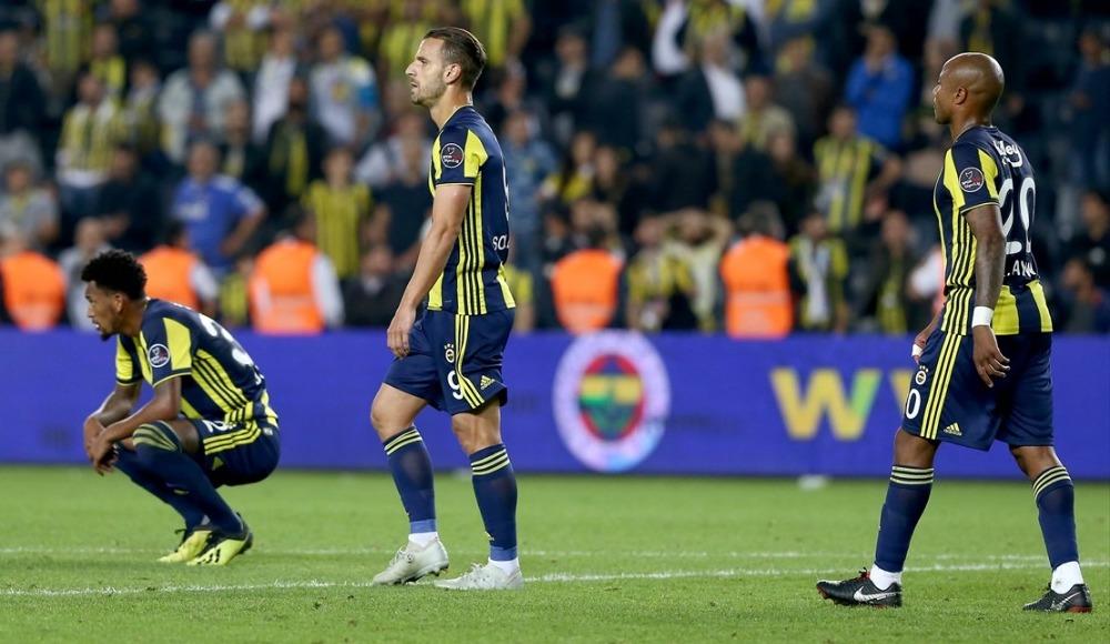 Fenerbahçe'nin, Dinamo kadrosunda eksik çok