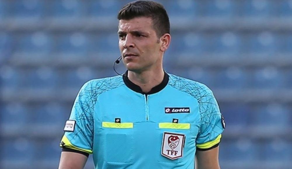 Süper Lig'in 9. haftasında görev alacak hakemler açıklandı