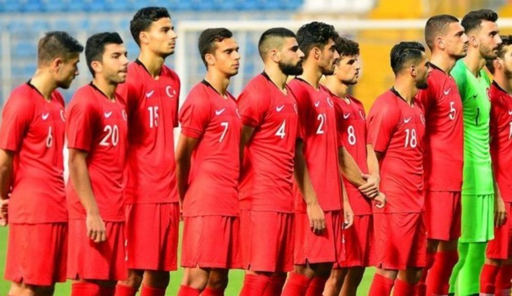 Ümit Milli Futbol Takımı, Fransa maçının hazırlıklarına başladı