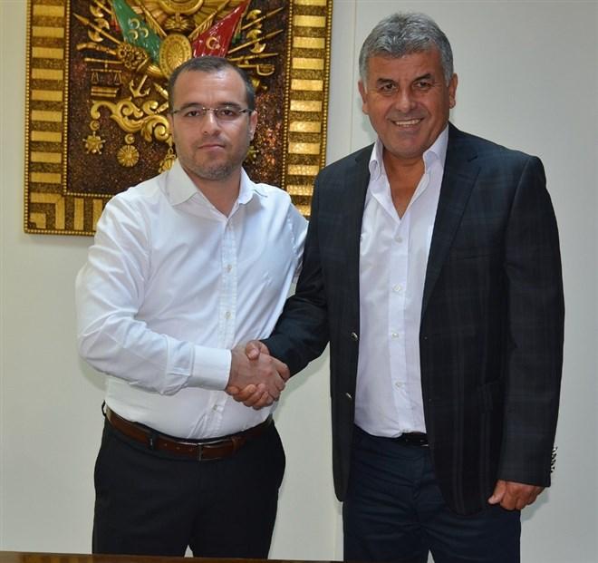 """Turgutluspor Teknik Direktörü Ahmet Duman: """"Kampımız verimli geçti"""""""
