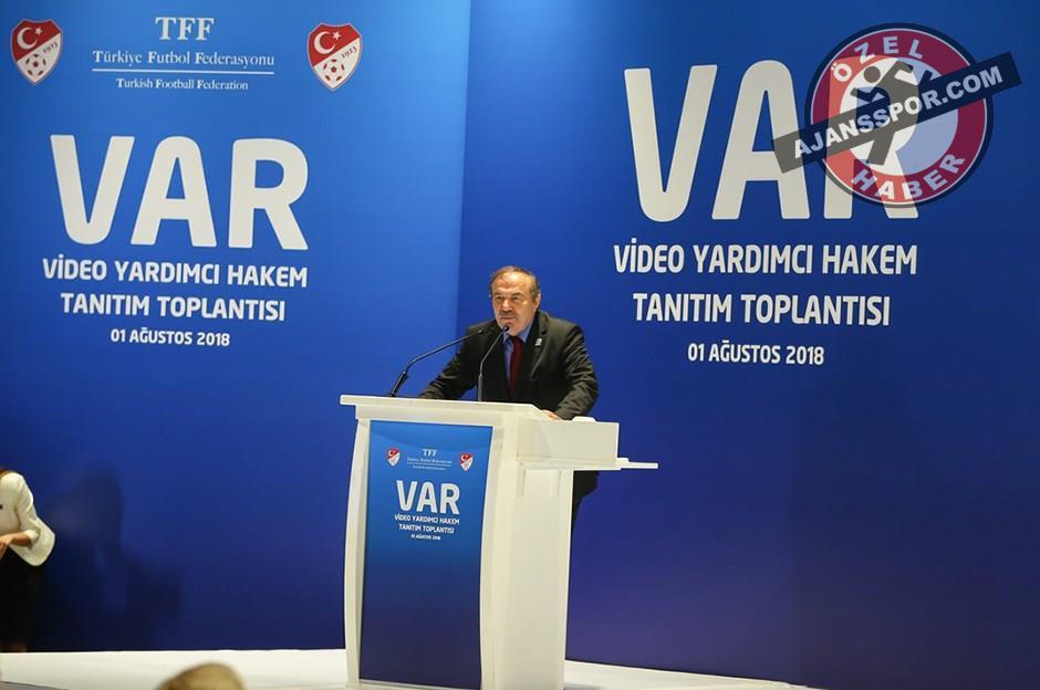 Yusuf Namoğlu: 'VAR'a eleştiriler sistemin bilinmemesinden kaynaklanıyor'