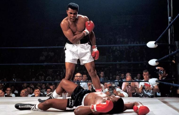 """Muhammed Ali rol model oldu, cesaret verdi"""
