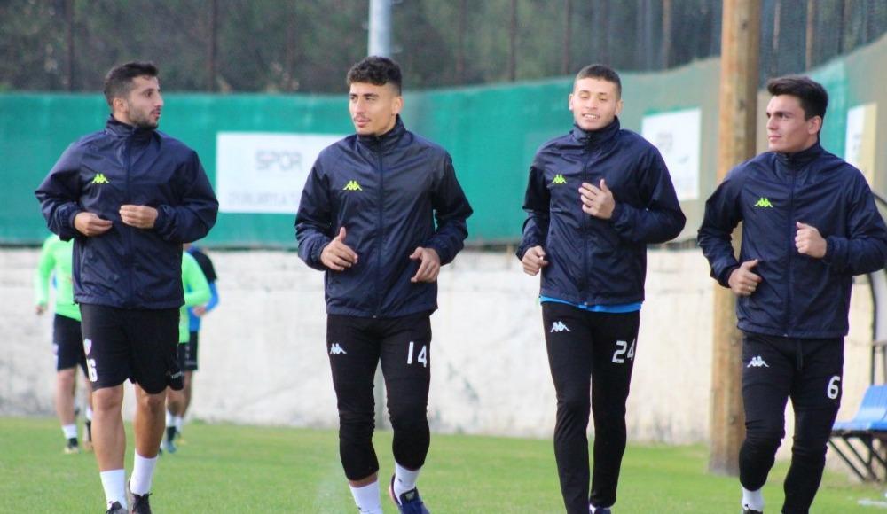 Kardemir Karabükspor, Altay maçının hazırlıklarına başladı