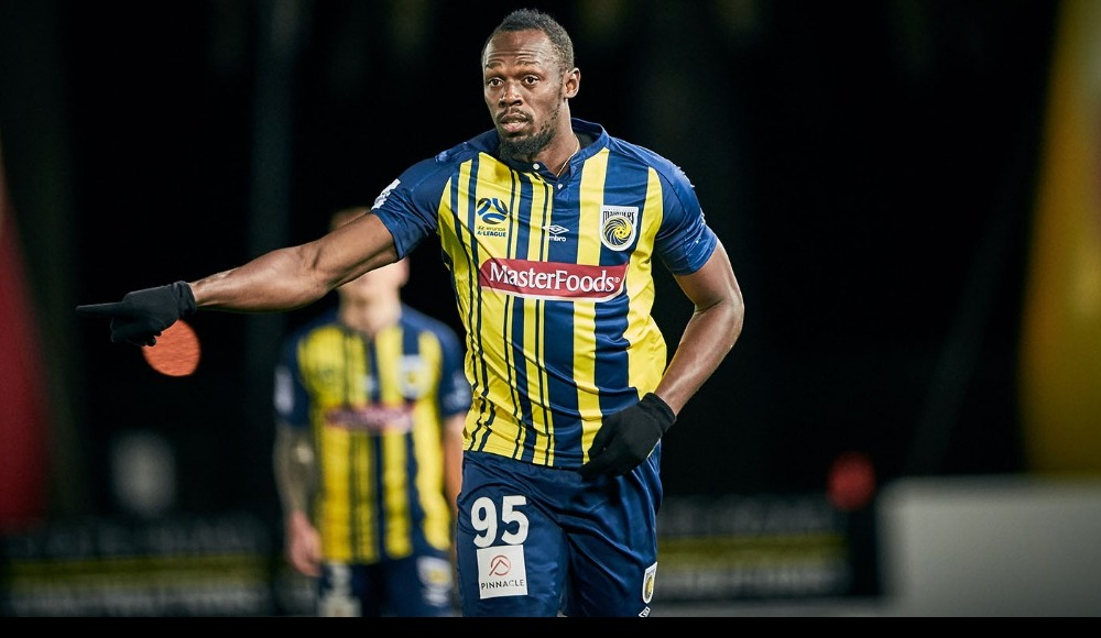 Central Coast Mariners'in Usain Bolt teklifi belli oldu
