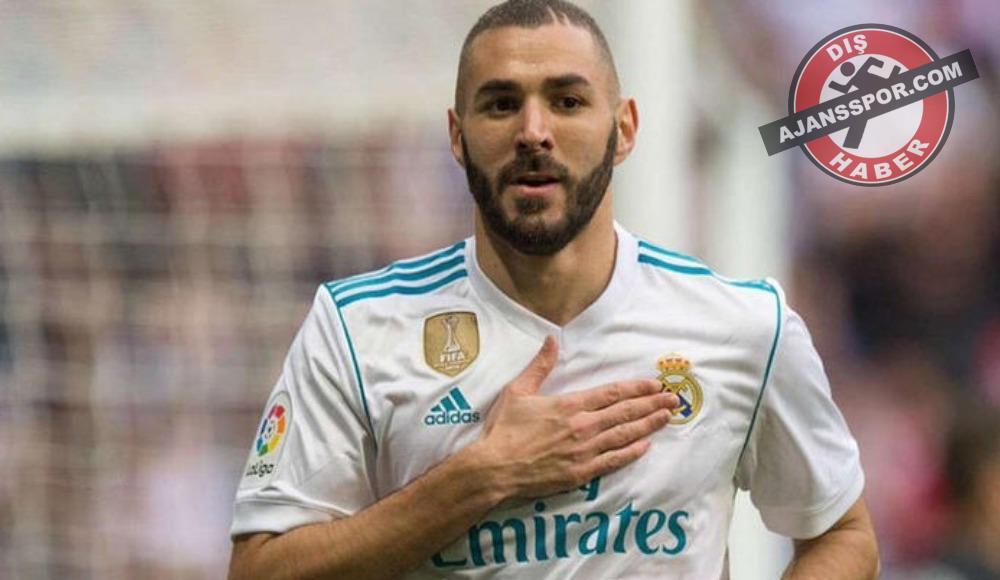 Karim Benzema: ''Beni unutmanızı ve rahat bırakmanızı istiyorum''