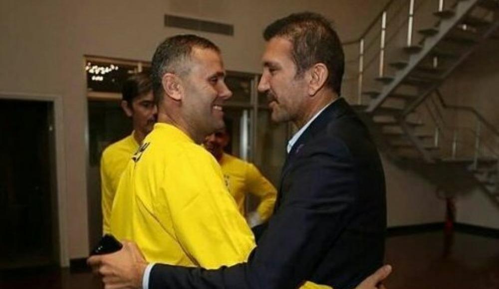 Rüştü Reçber'den Fenerbahçe'ye ziyaret