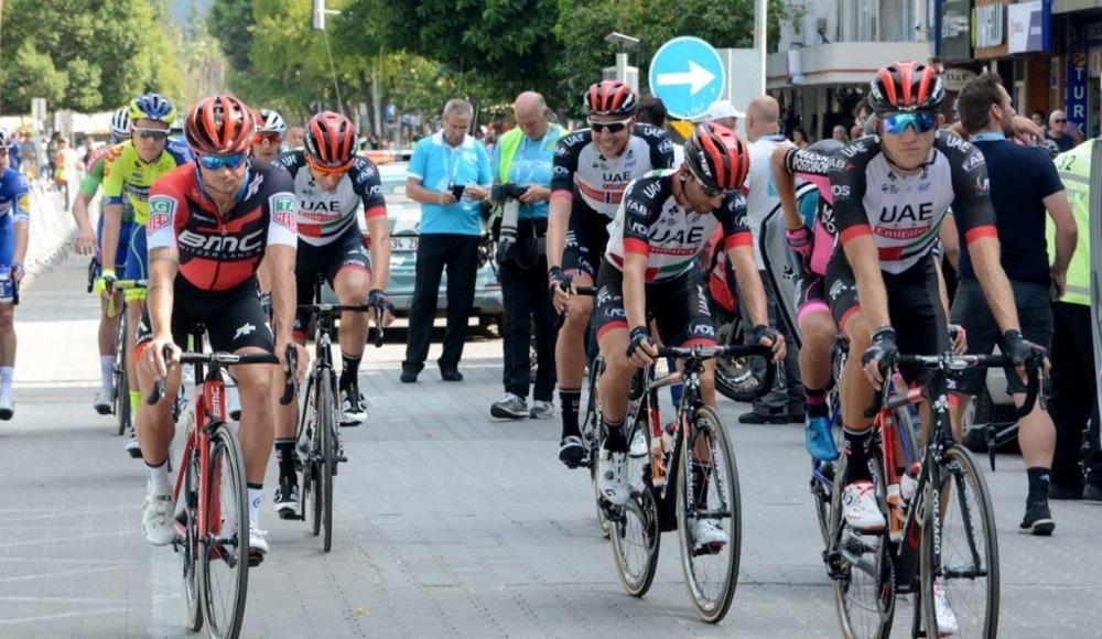 54. Cumhurbaşkanlığı Türkiye Bisiklet Turu'nda üçüncü etap başladı