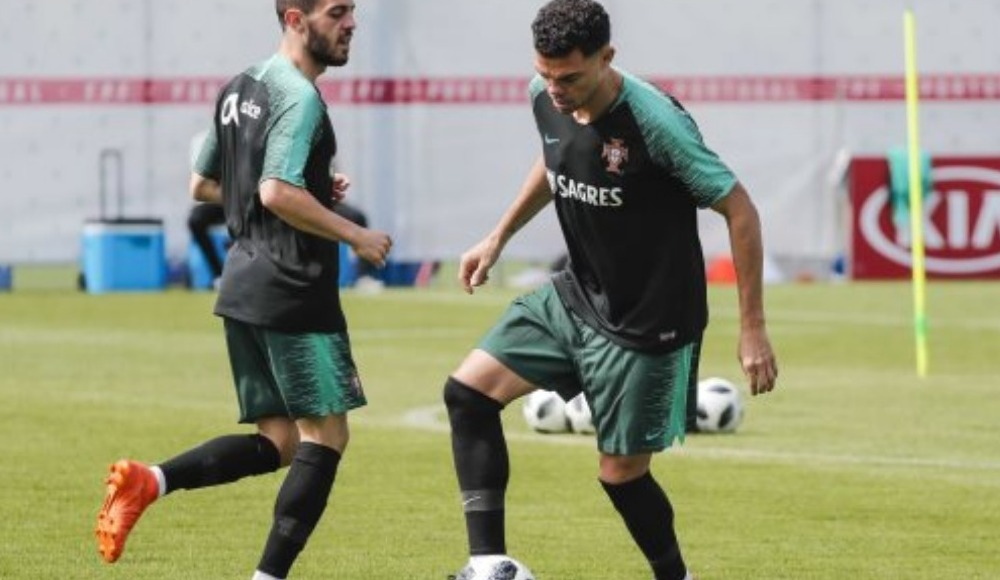 Pepe ve Barnardo Silva kadrodan çıkartıldı