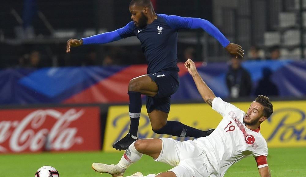 Ümit Milli Takım Fransa'ya 1-0 yenildi