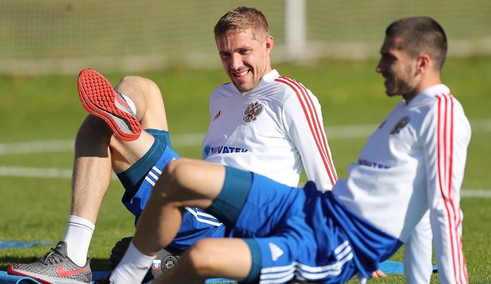 A Milli Futbol Takımı ile karşılaşacak Rusya, hazırlıklarını tamamladı
