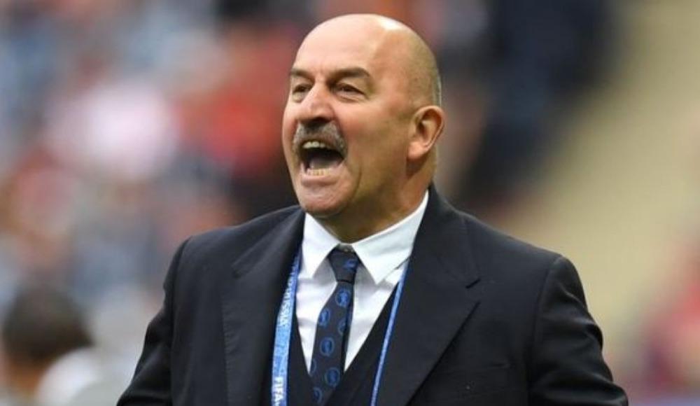 """Cherchesov'dan Türkiye maçı açıklaması: """"Nasıl oynadıklarını..."""""""