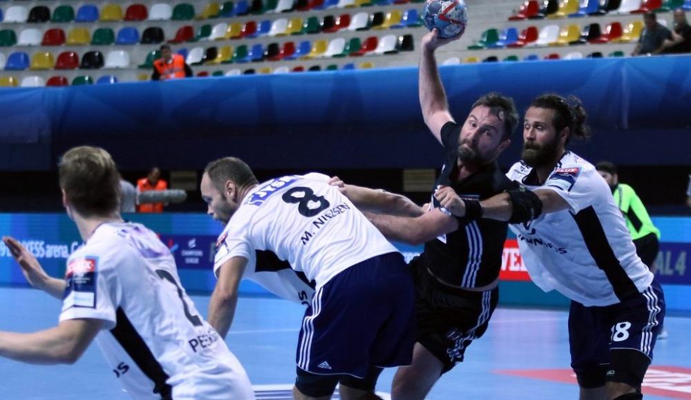 Beşiktaş Mogaz, Bjerringbro-Silkeborg'a 37-24 yenildi