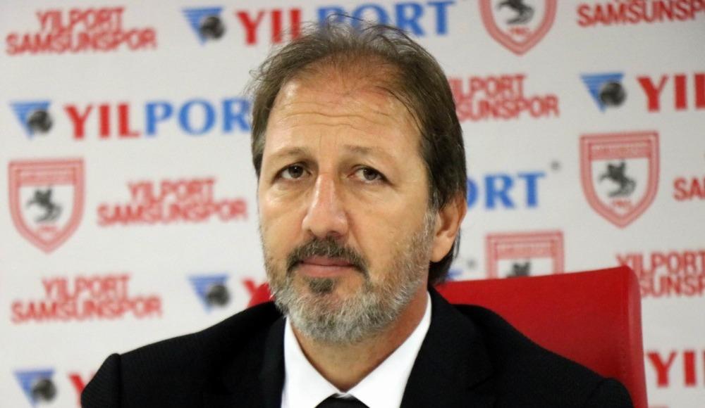 Samsunspor-Gaziantepspor maçının ardından teknik direktörler açıklamalarda bulundu