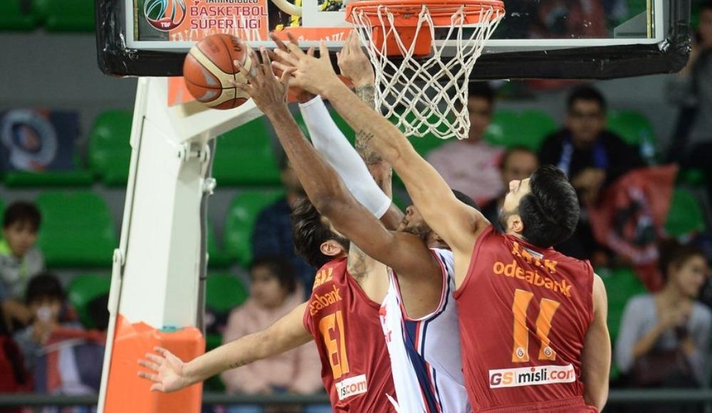 Bahçeşehir Koleji, Galatasaray'ı yendi