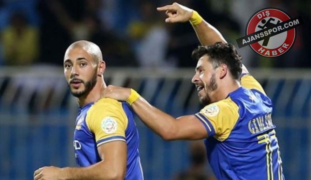 """Giuliano: """"Al Nasr'da mutluyum"""""""
