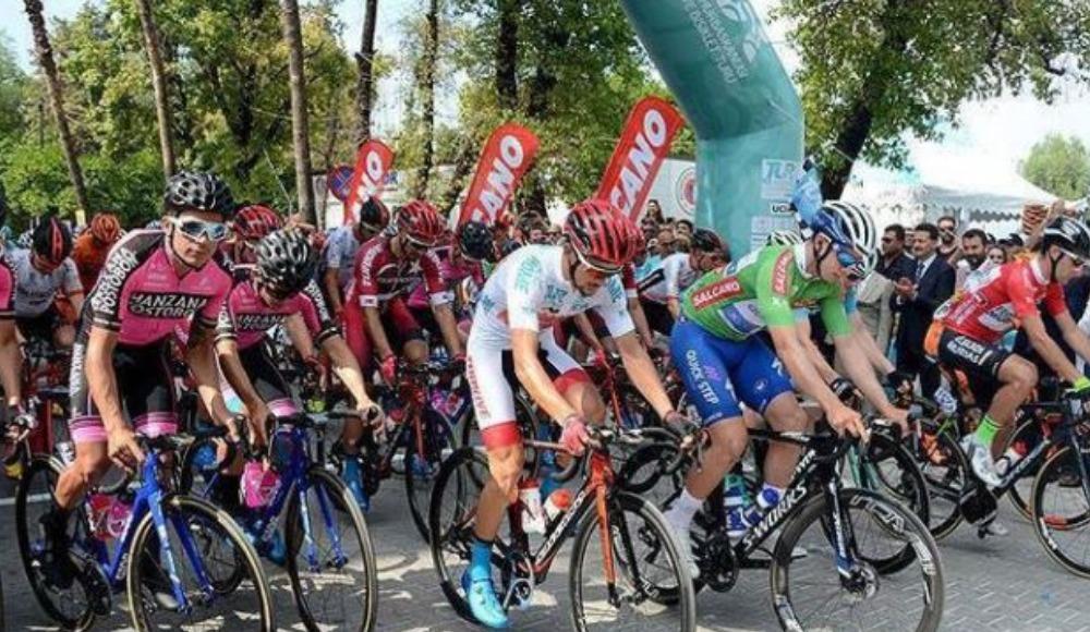 Cumhurbaşkanlığı Türkiye Bisiklet Turu'nda son etap başladı