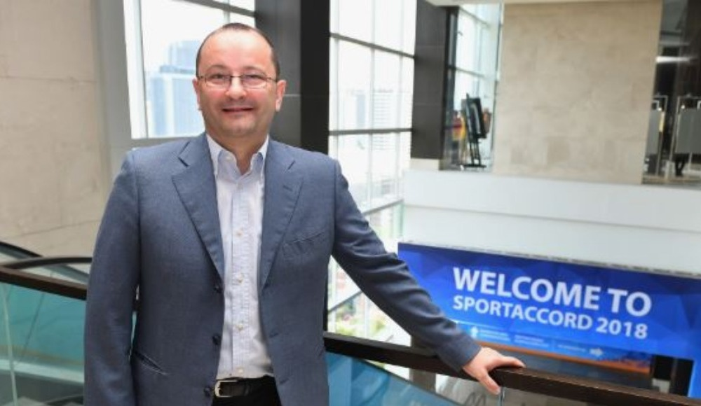 FIBA Genel Sekreteri Baumann vefat etti