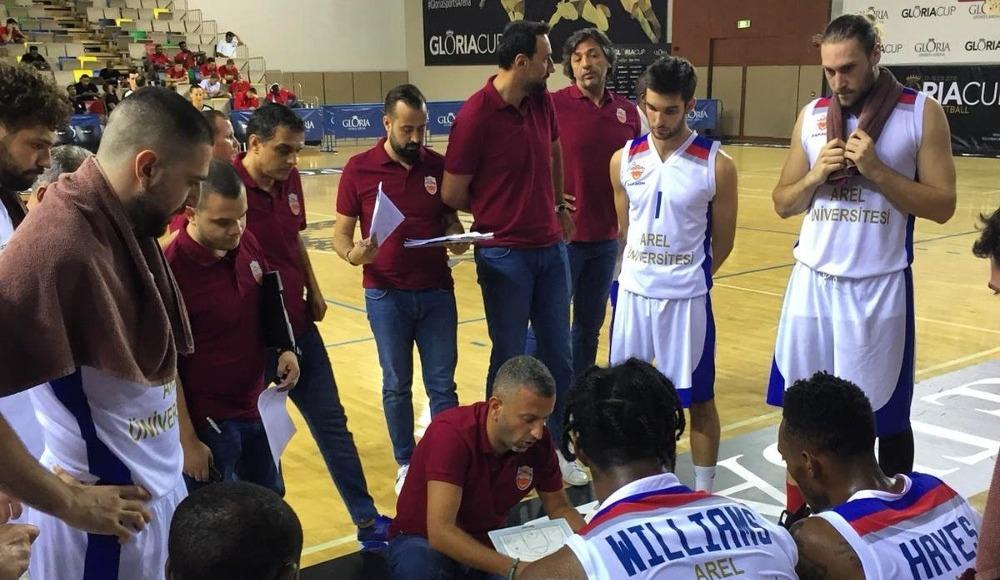 Arel Üniversitesi Büyükçekmece Basketbol 2'de 2'yle başladı