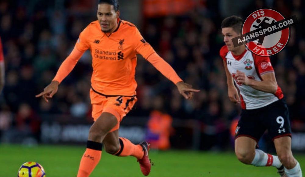 Liverpool'da Mohamed Salah ve Virgil van Dijk şoku yaşanıyor