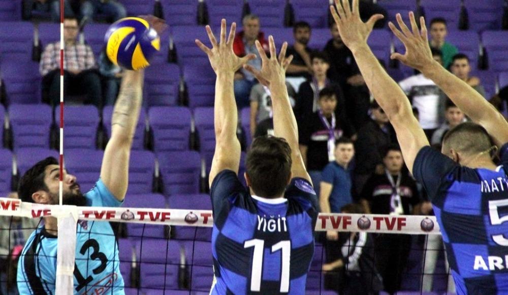Arkas Spor, deplasmanda İkbal Afyon Belediye Yüntaş'ı 3-1 yendi